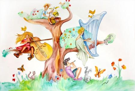 Muzicanti