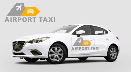 Logo pentru companie de Taxi